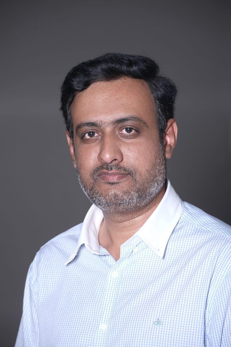 Syed Mustafa Hussain